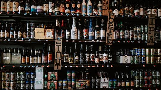 軽減税率の対象外となる酒類
